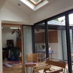 Single storey extension in Addingham.